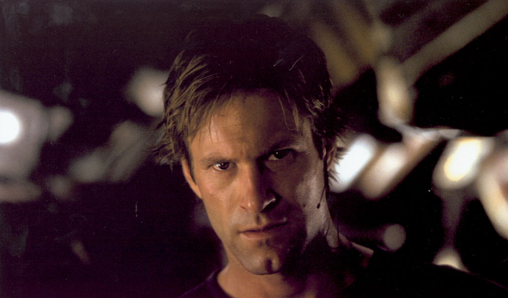 Still. Monsters. Plus Aaron Eckhart. How can that be a bad thing?