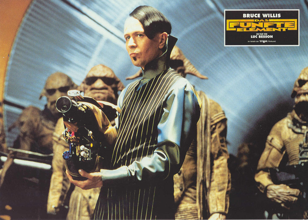 Gary Oldman - The Fifth Element