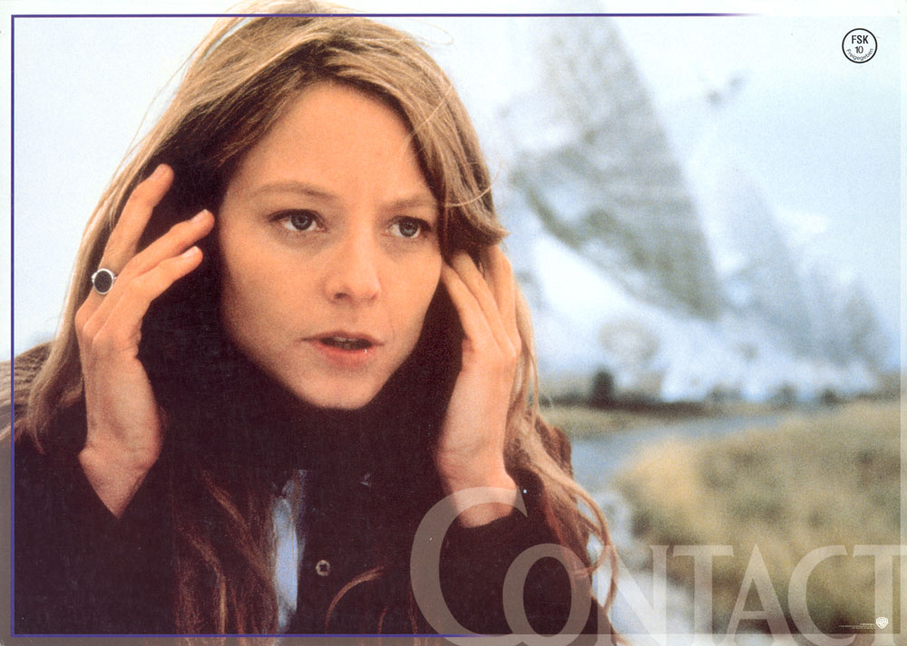 Jodie Foster - Contact