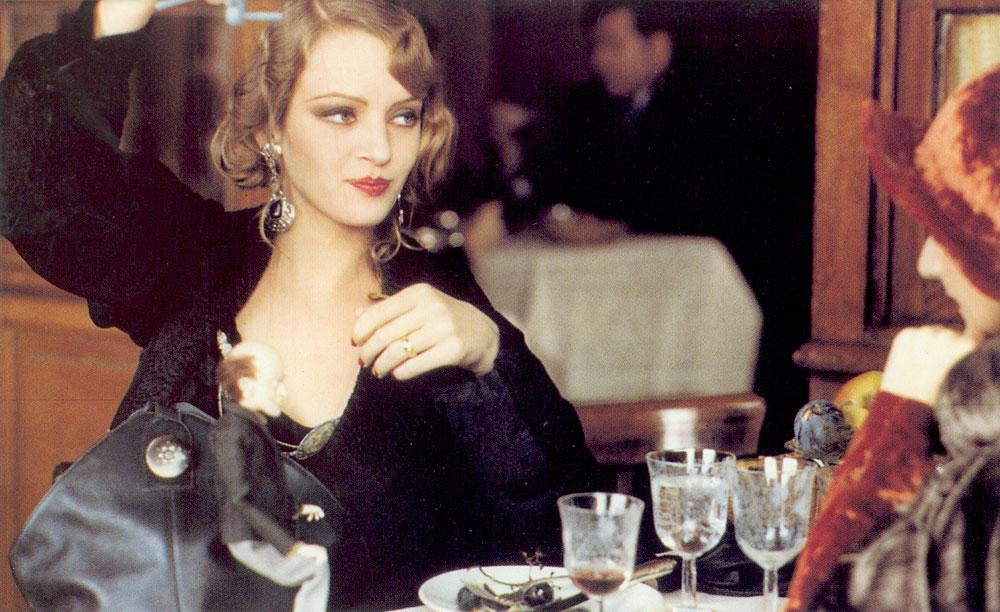 Henry & June (1990) - Photographs Uma Thurman Movies