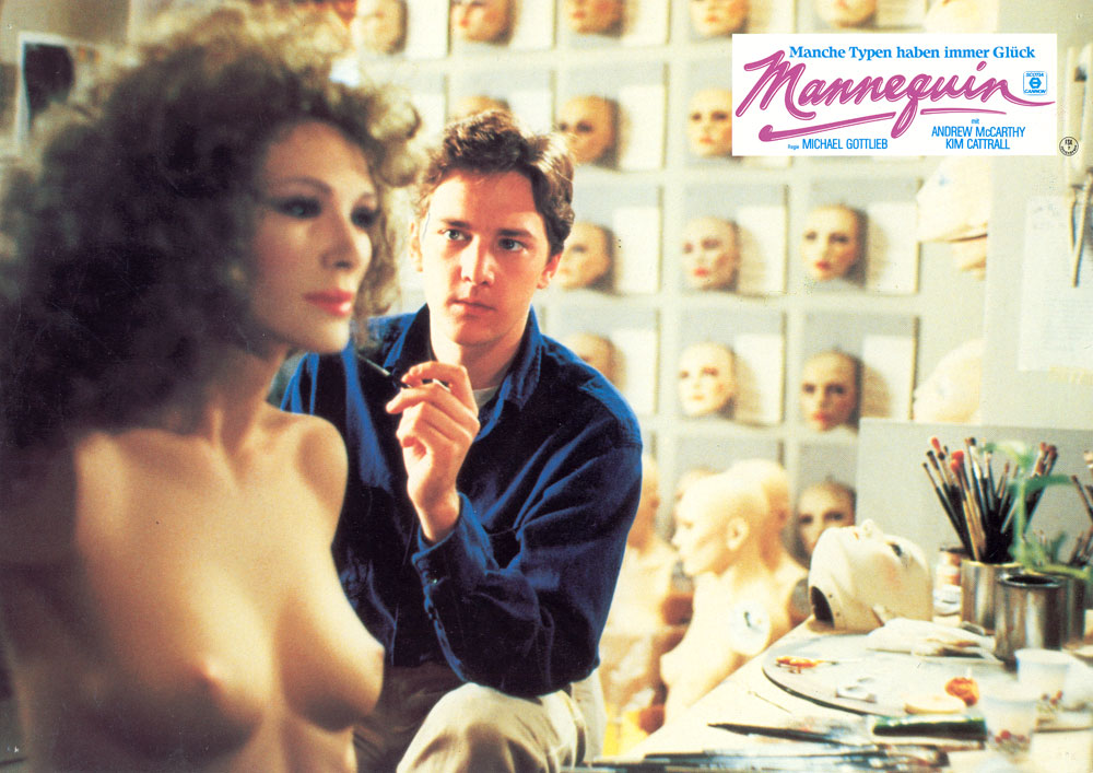 1000  images about Mannequin 1987 on Pinterest   Kim cattrall ...