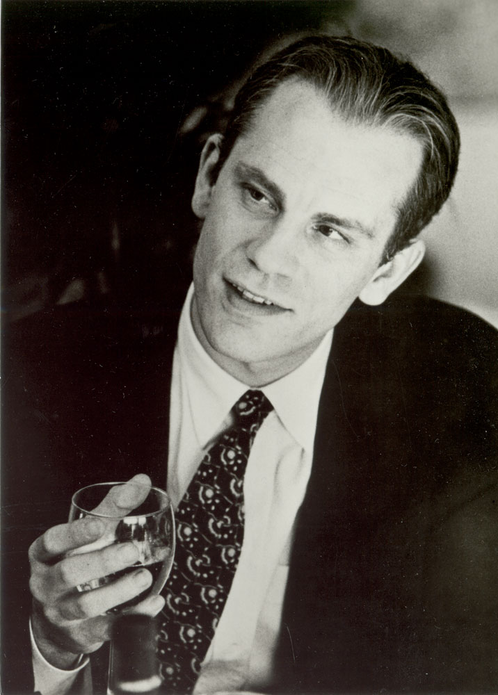 John malkovich young with hair