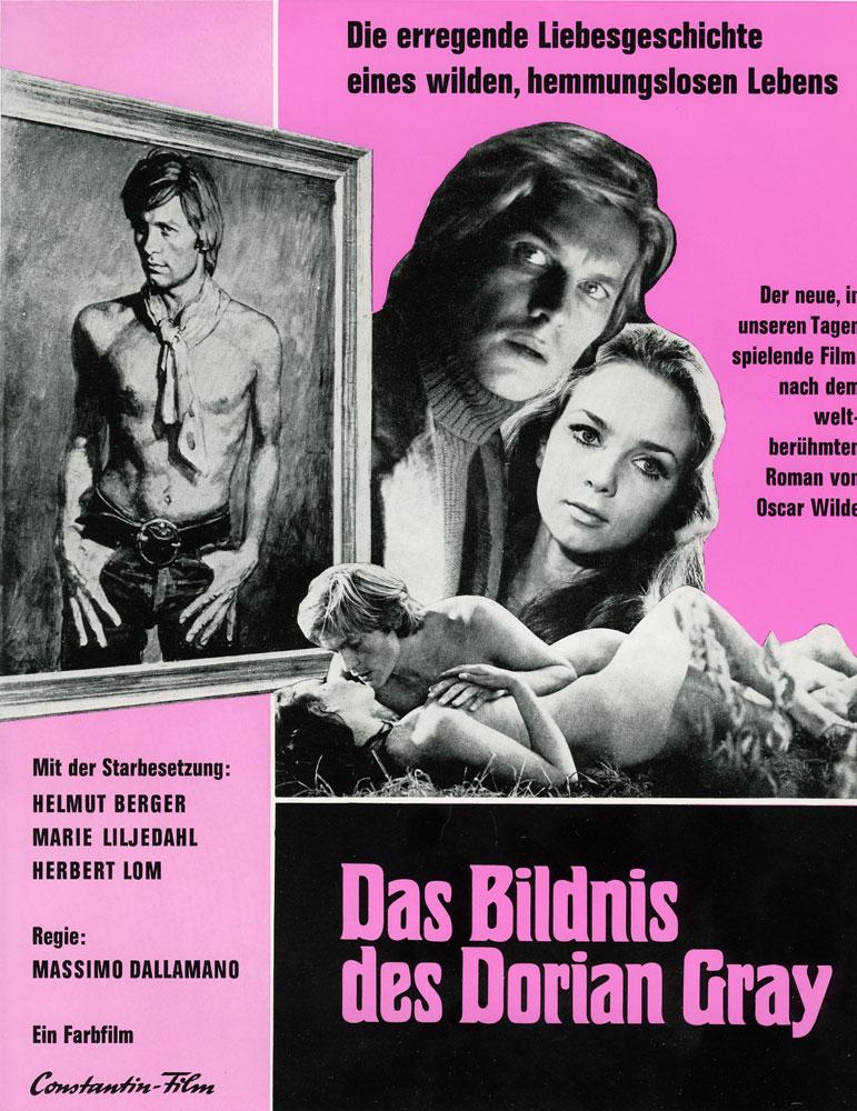 Das Bildnis Des Dorian Gray Film 1970