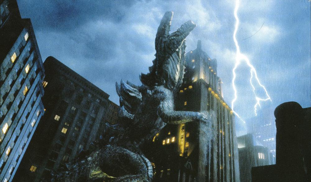 Godzilla movies