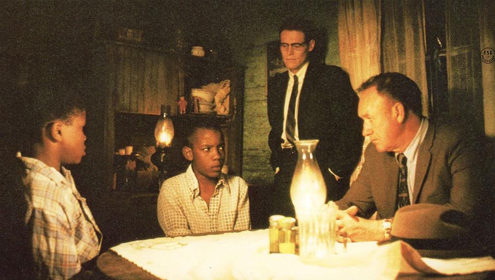 Mississippi Burning (1988) - Photographs