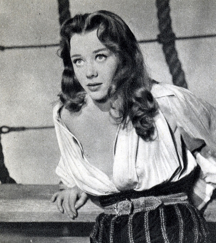 see through Glynis Johns naked photo 2017