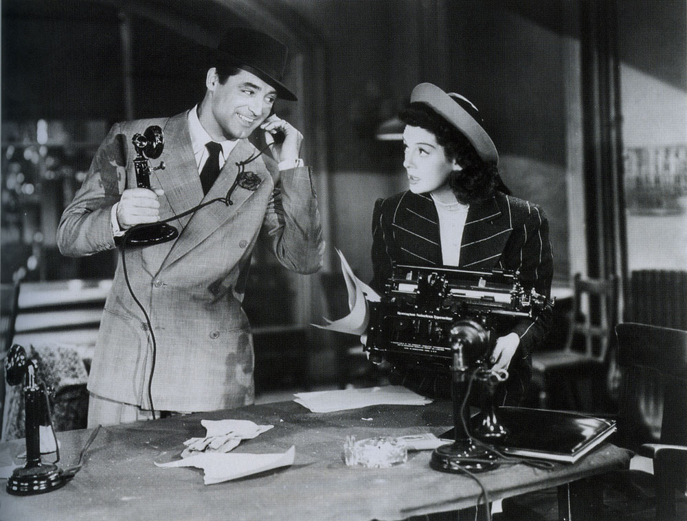 essays on his girl friday His Girl Friday (1940)