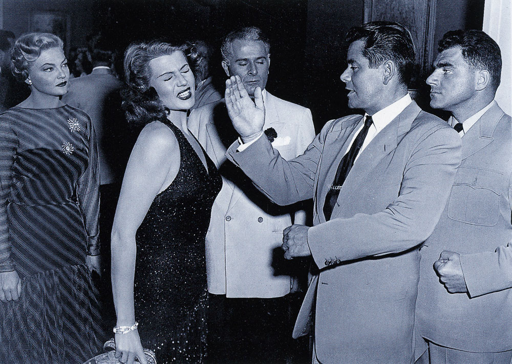 Glenn Ford Ehepartnerinnen