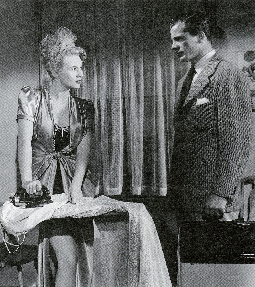 Virginia Mayo Dana Rews Best Years Of Our Lives