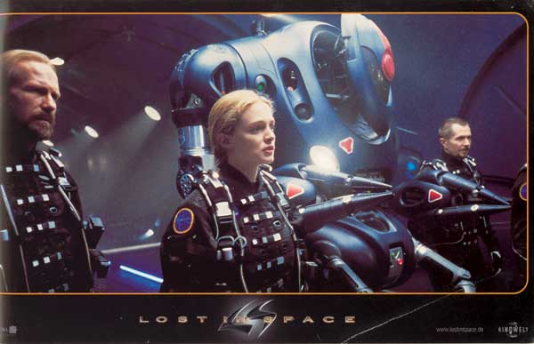 Gary Oldman Lost In Space pic