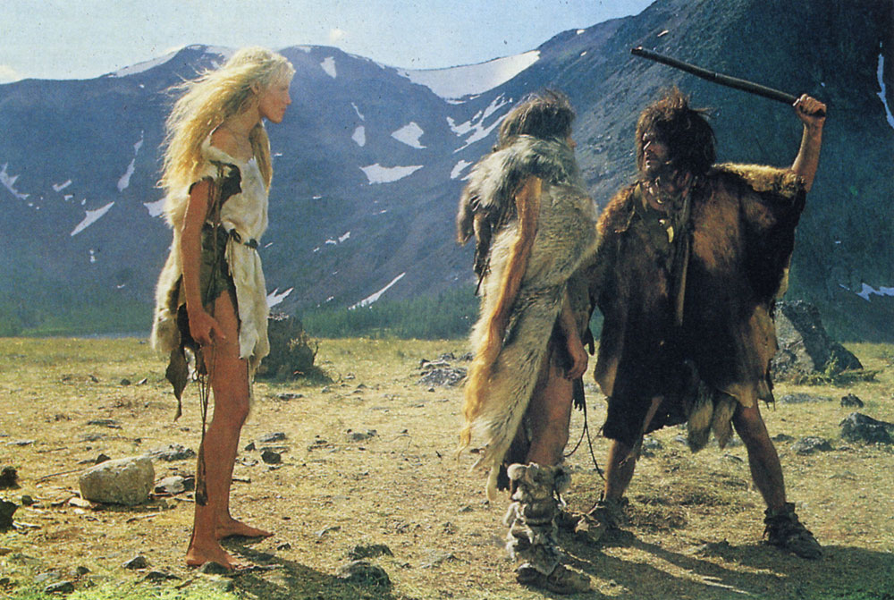 The Clan Of The Cave Bear 1986