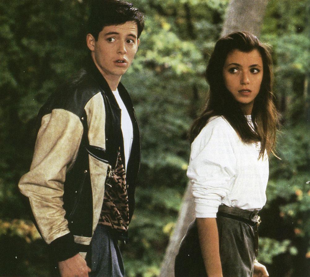 Sloane Peterson Ferris Buellers Day Off Mia Sara Ferris Buelle...