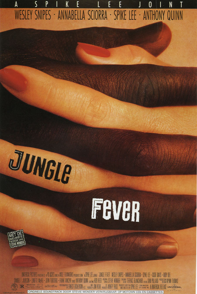 spike lees movie jungle fever essay A spike lee joint, da sweet blood of jesus is a new kind of love story, one that centers on an addiction to blood that once doomed a long forgotten ancient african tribe.