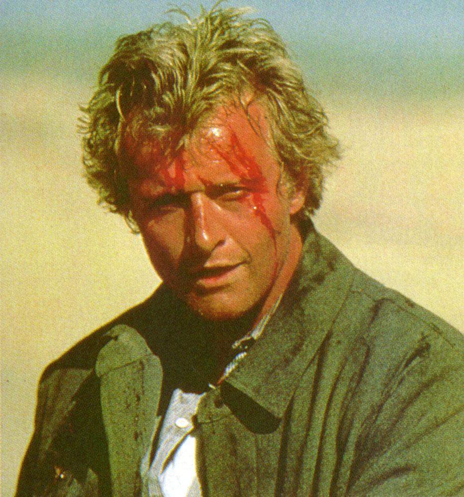 Risultati immagini per the hitcher film 1986