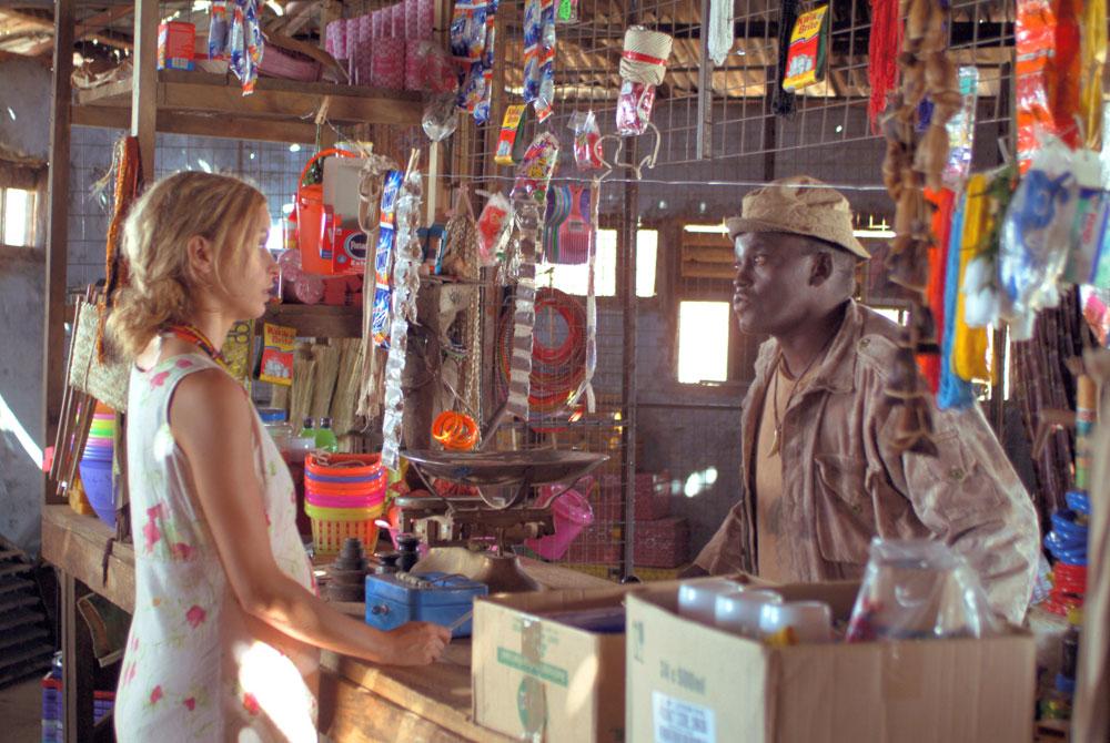 Die Weiße Massai Film