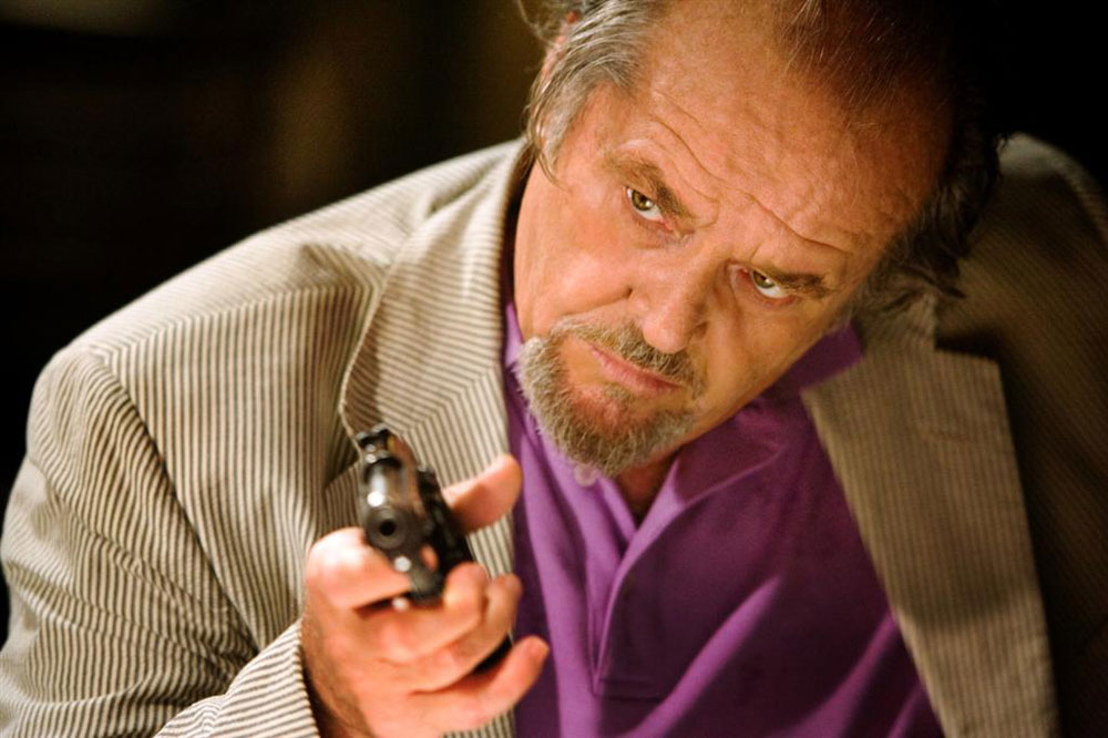 Jack Nicholson grew up thinking that his mother was his