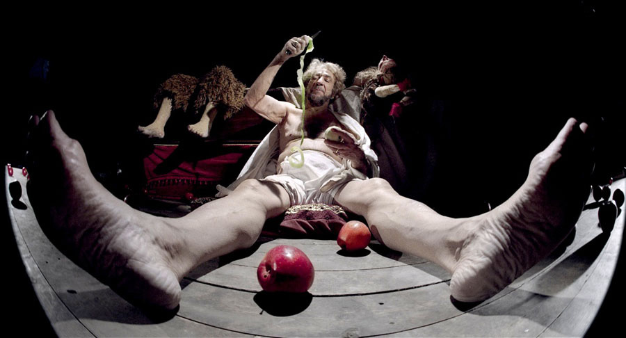 Goltzius and the Pelican Company (2012) - Photographs